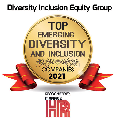 Top Emerging Diversity And Inclusion Companies 2021 Award